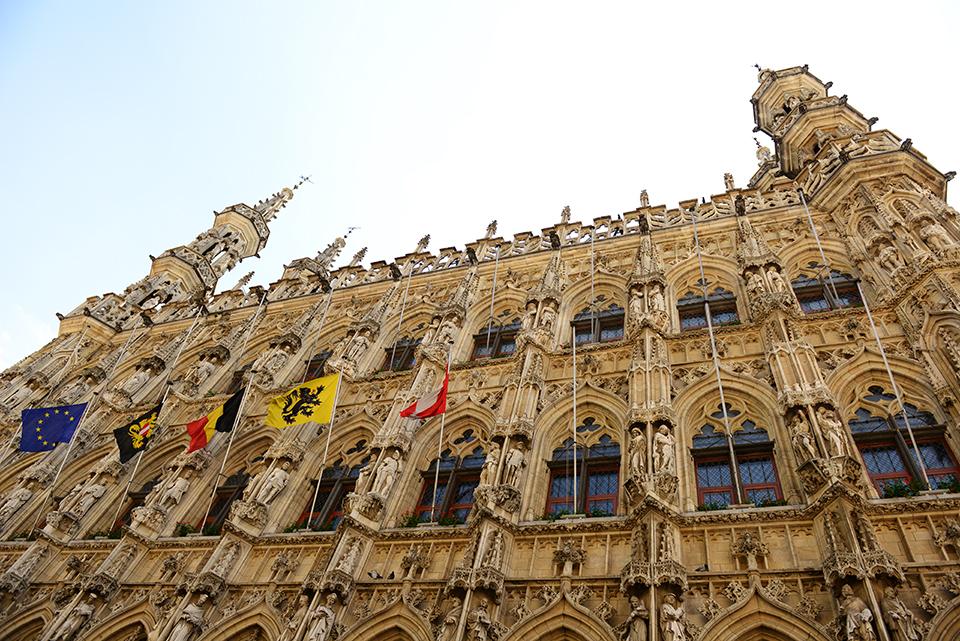 casamento civil em Leuven - Bélgica