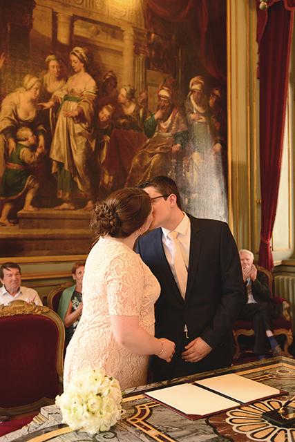 casamento civil em Leuven