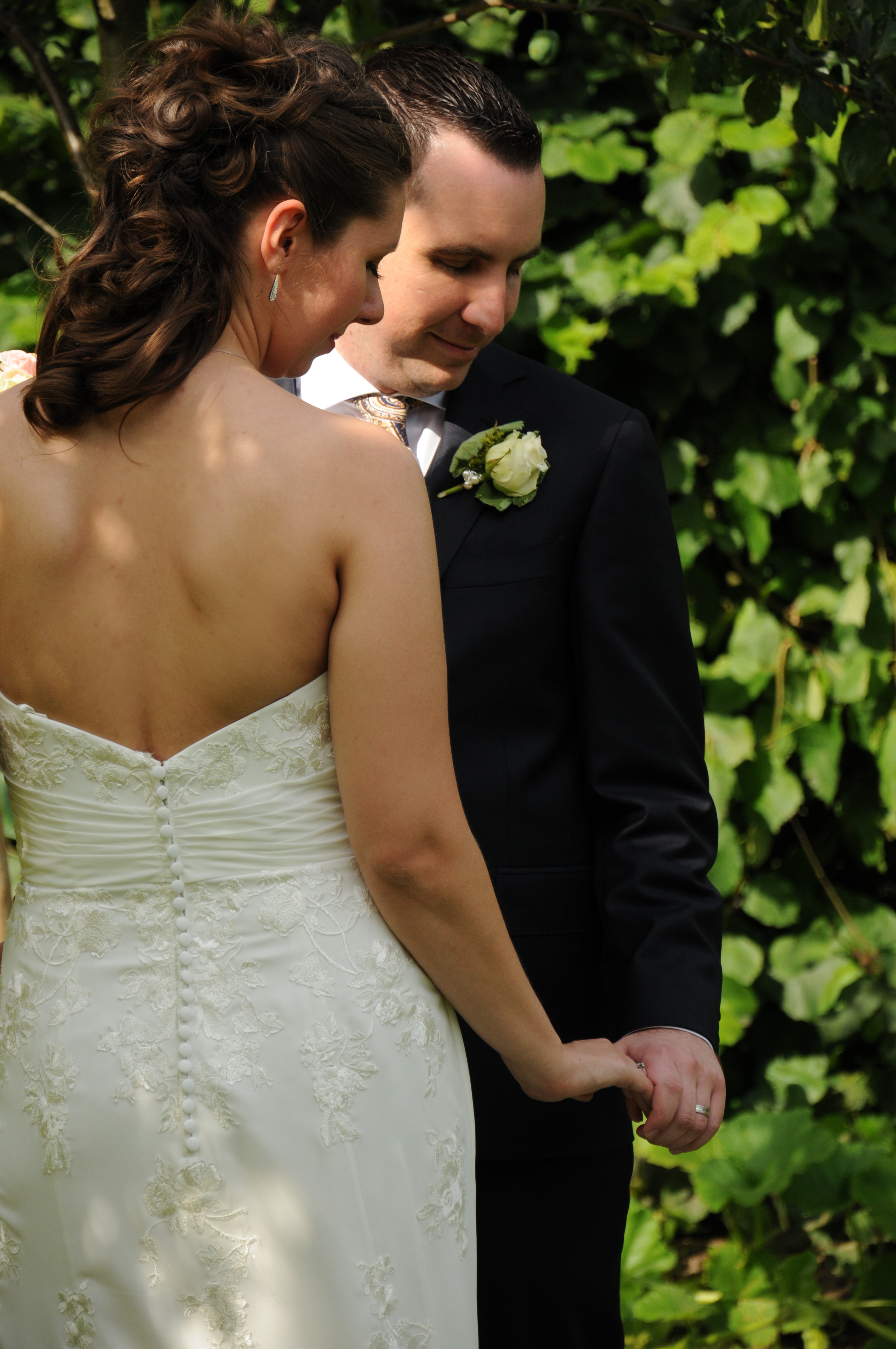 Wedding in Belgium