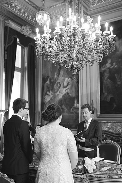Civil wedding in Leuven - Belgium